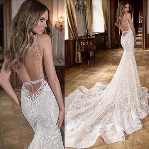 Berta 15-110 Wedding Dress - PRICE FIRM
